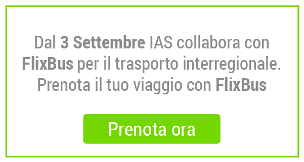 IAS collabora con Flixbus